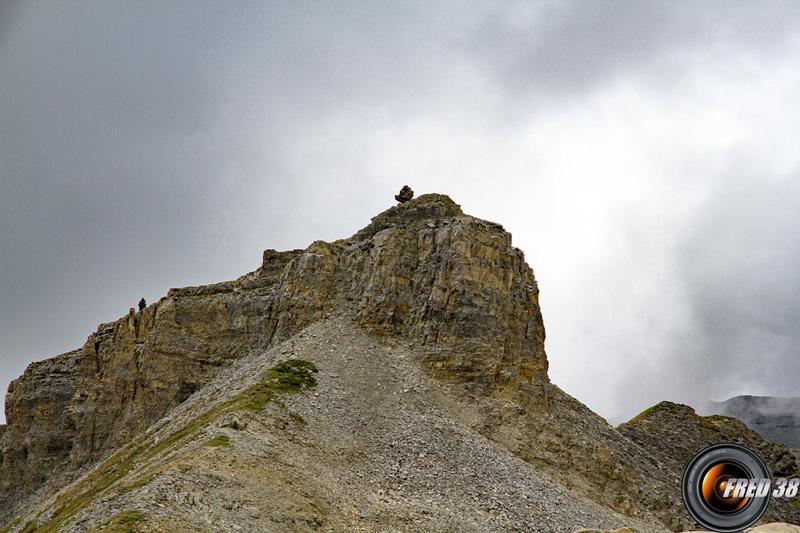 Col du Corbeau.