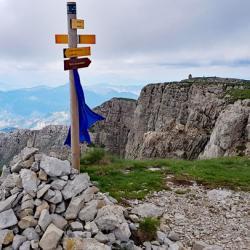 Le sommet des Monges.