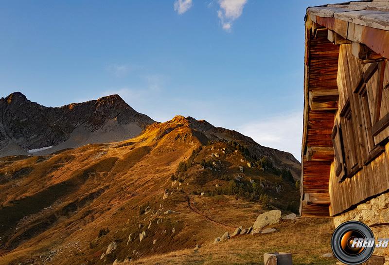 Mont bellacha col de l arc photo