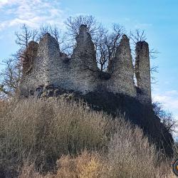 Ruine du Chatelard.