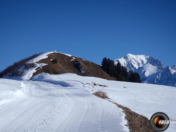 Sous le Mont Clocher.