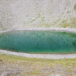 Le petit lac de l'Etoile