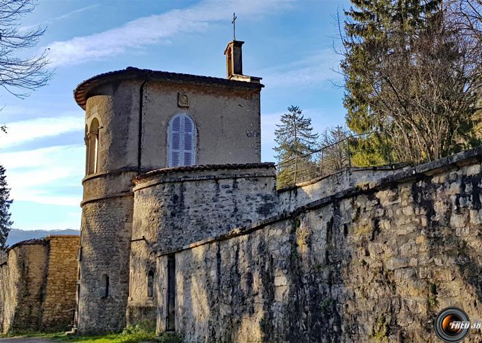 Chapelle Saint-Domitien.