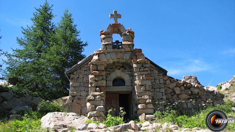 Notre Dame des Monts.