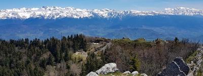 Mont saint eynard vens photo