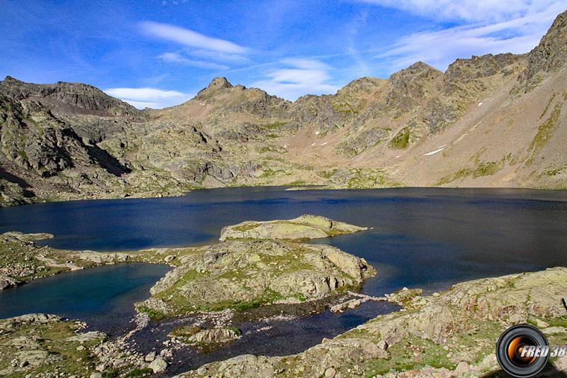 Lac de Rabuons.