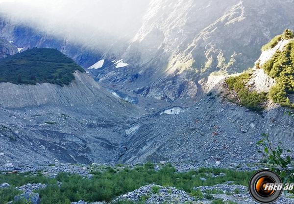 Glacier de Bionnassay