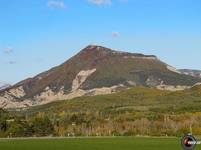 Montagne d oulle photo