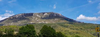 Montagne de beynes photo