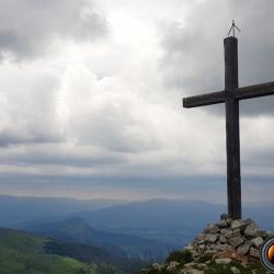 La croix Saint-Jean.