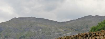 Montagne de l alpe photo