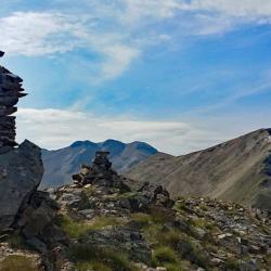 Sommet de la Croix de l'Alpe,