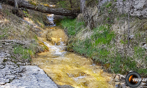Ruisseau du Béal du Dardal