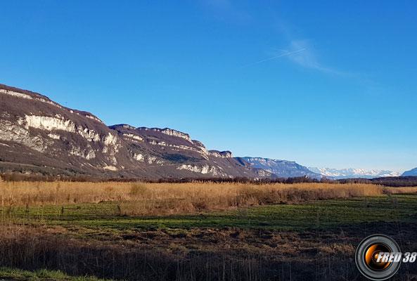 Montagne de la biolle photo
