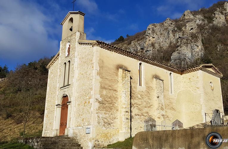 La chapelle Saint-Pierre.