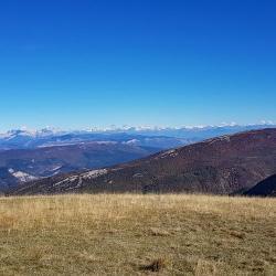 Le sommet du Pied du Mulet.