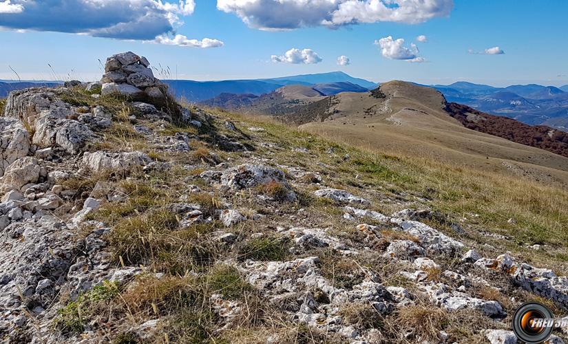 Montagne de Mare.