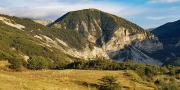 Montagne de mourreen photo