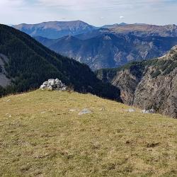 Montagne de la Selle.