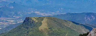 Montagne de sumiou ravin photo