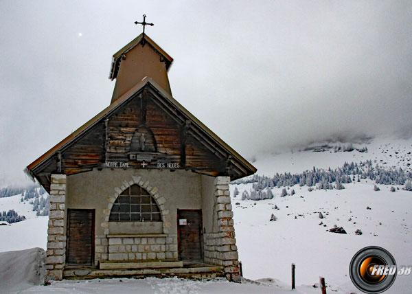 Notre-Dame des Neiges.