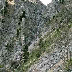 Ruisseau du pas de l'Aiguille.