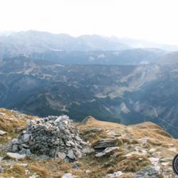 Les monts du Chablais.