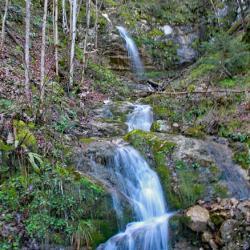 Ruisseau de la Pissoire.
