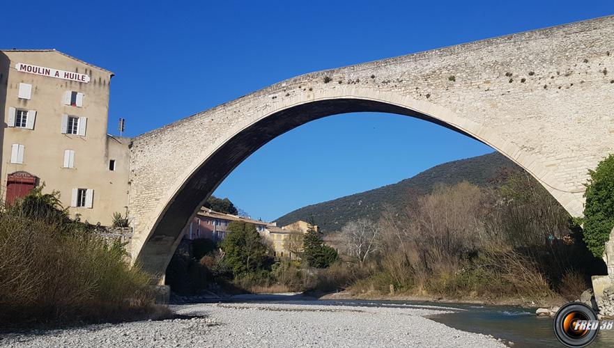 Pont Roman.