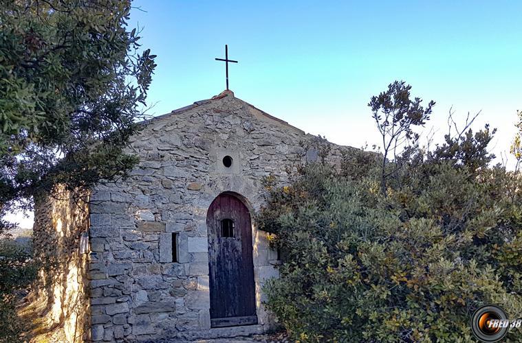 Chapelle de l'Hermitage.