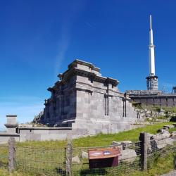 Le temple de Mercure.