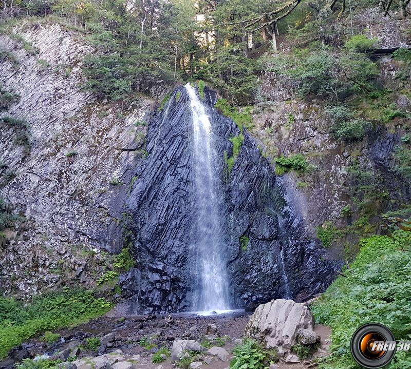 Cascade du Queureuilh.