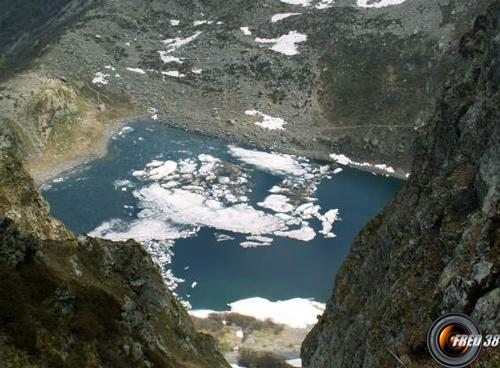 Lac de Crop.