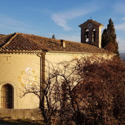 La Chapelle d'Antonaves.