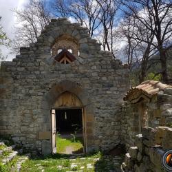 L'ancienne église de Vière.