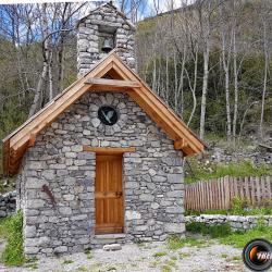 La chapelle de Piè Fourcha.