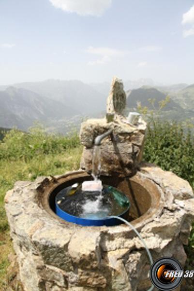 Fontaine des Aboriots.