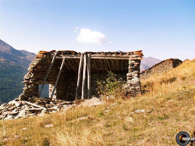 Ruines du Goteil.