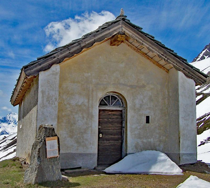 Chapelle Saint-Antoine.