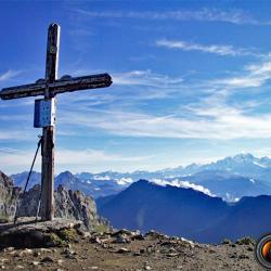 La croix du sommet
