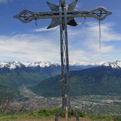 Une des deux croix
