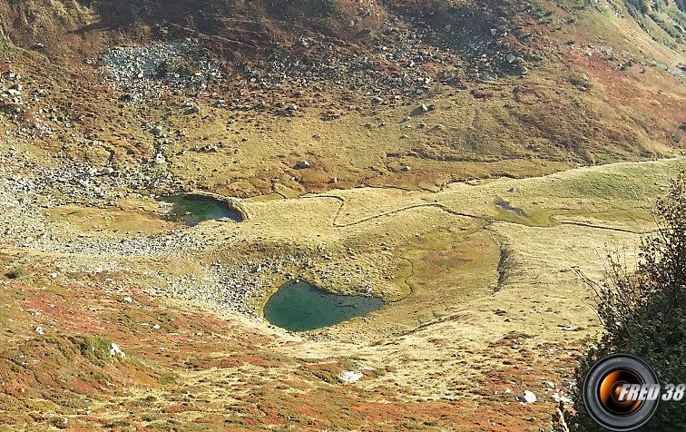 Les Lacs du Loup.