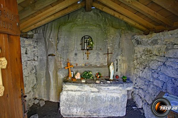 La petite Chapelle de Sales.