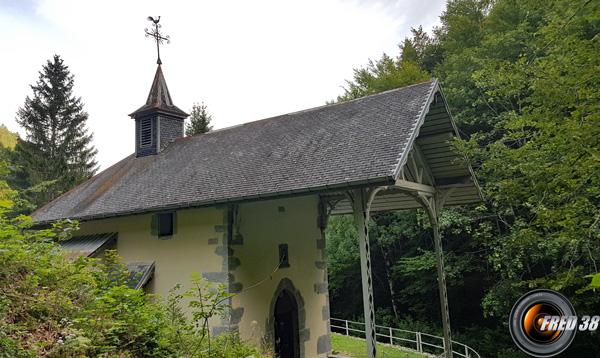La Chapelle de Notre-Dame de Bellevaux.