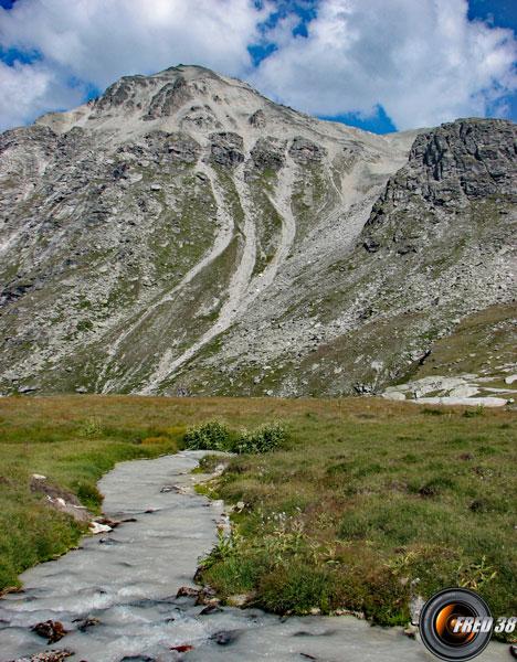 Le vallon et le sommet.