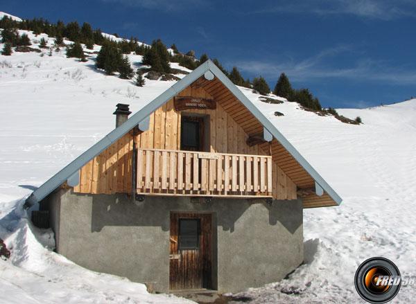 Cabane de Bozon.