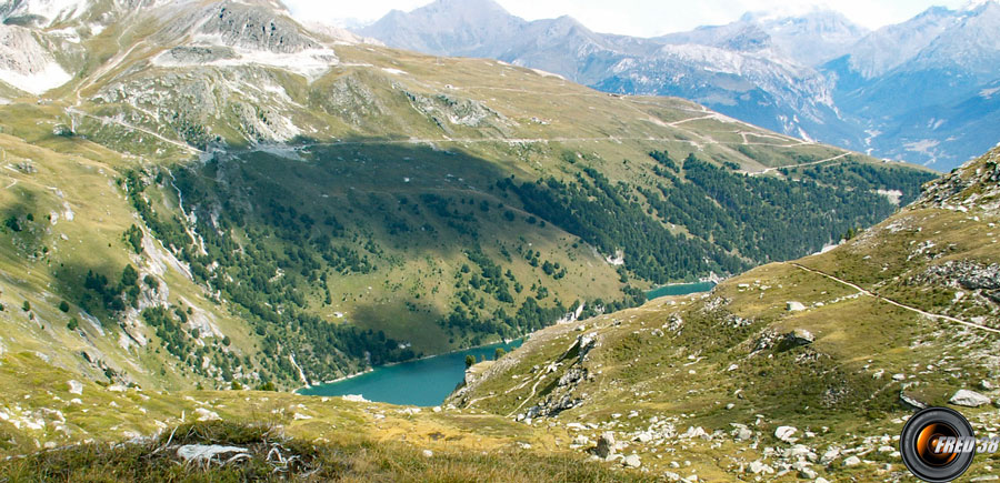 Lac du Plan d'Amont