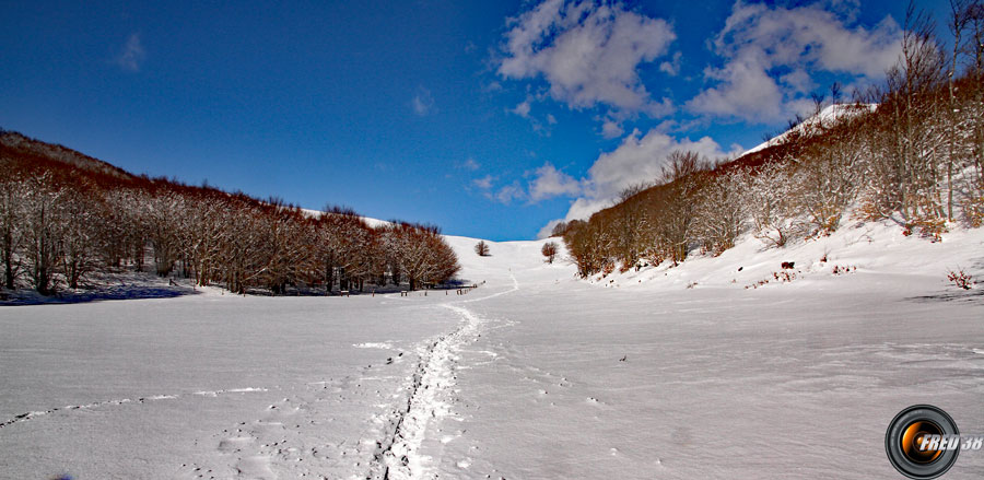 Col de Chironne.