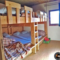 Un des dortoirs