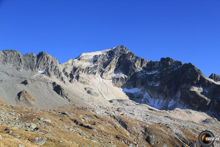 Pointe du Creux Noir.